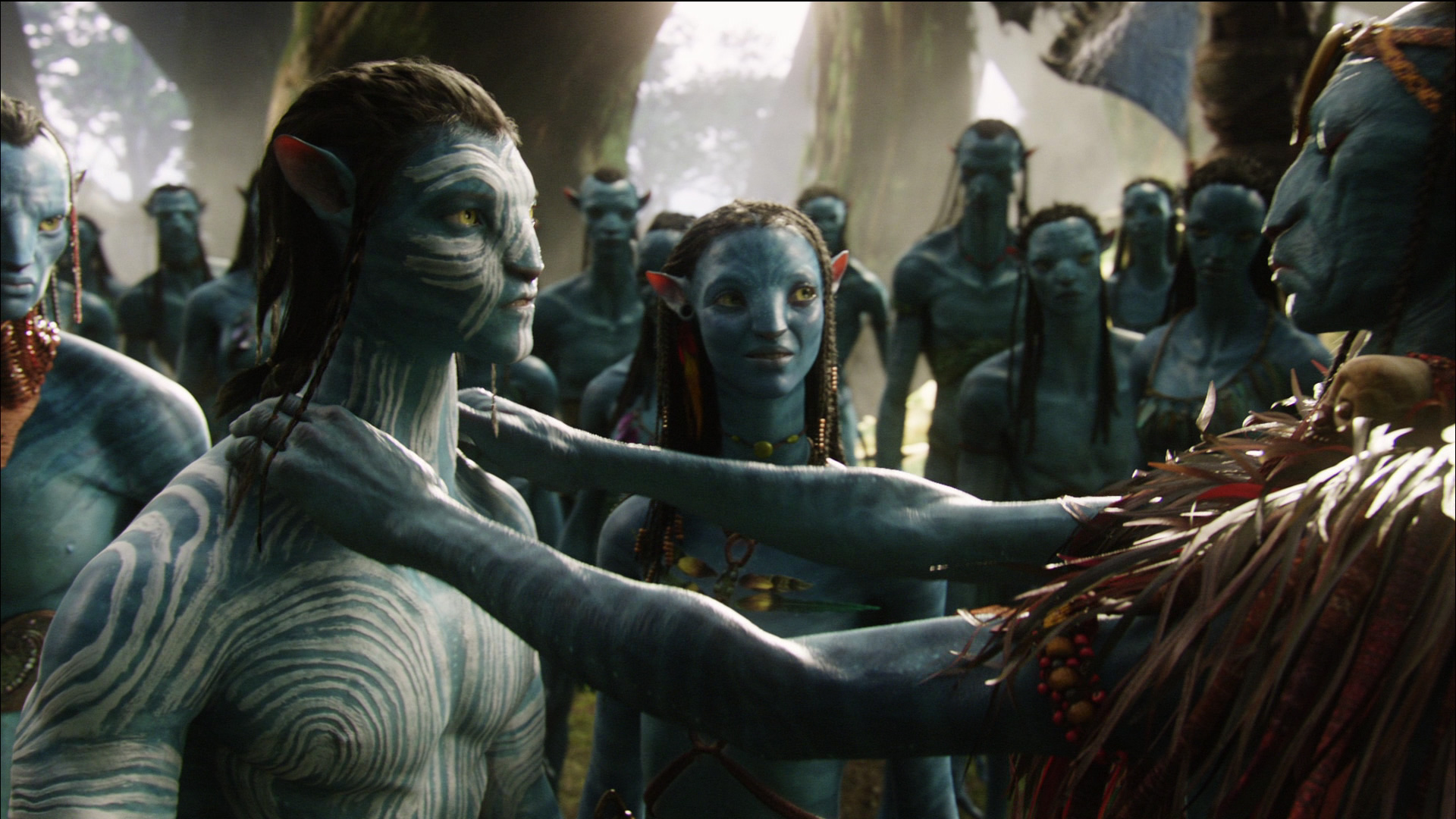 James Cameron Explains Why The Na'vi Have Breasts