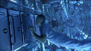 Avatar Screencaps Gallery Sam Worhtington And Sigourney Weaver 2009