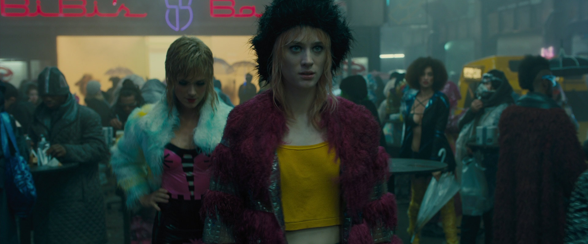 Krista Kosonen Blade Runner