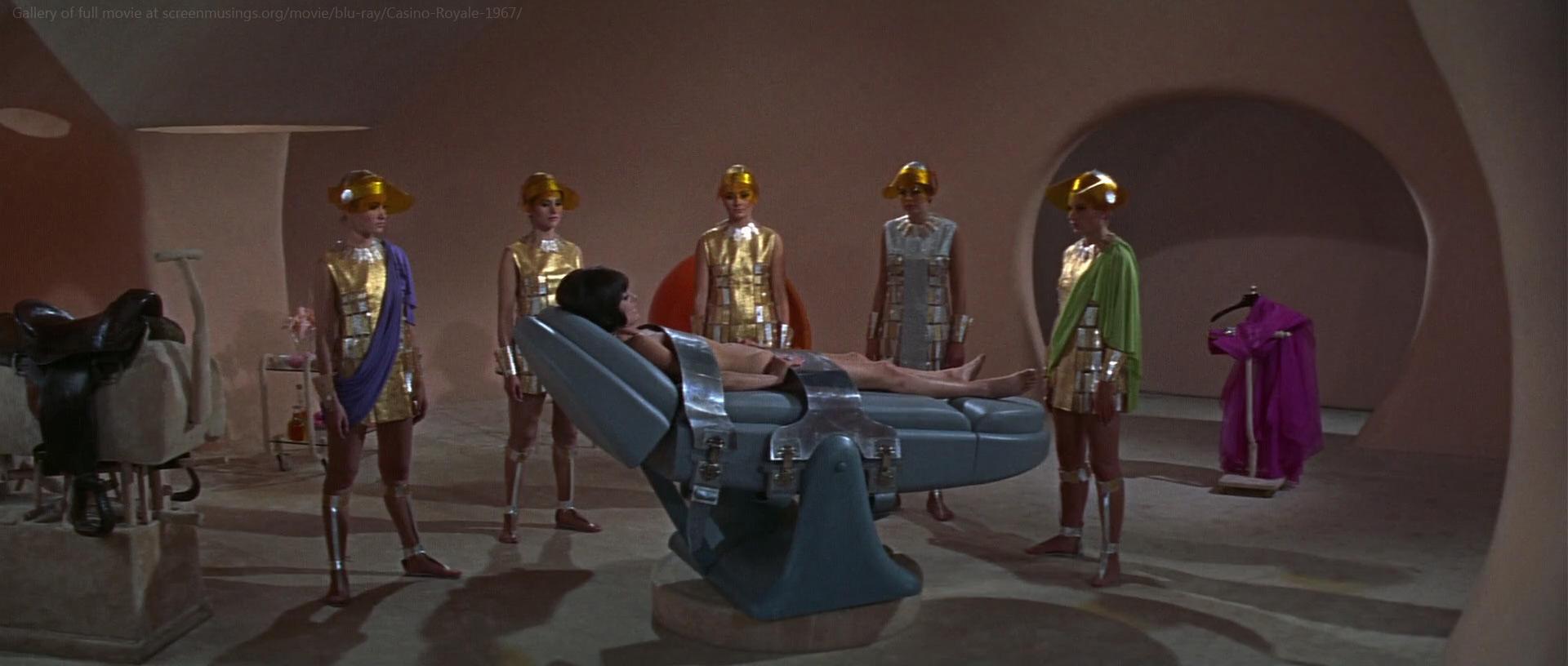 Casino royale 1967 cast