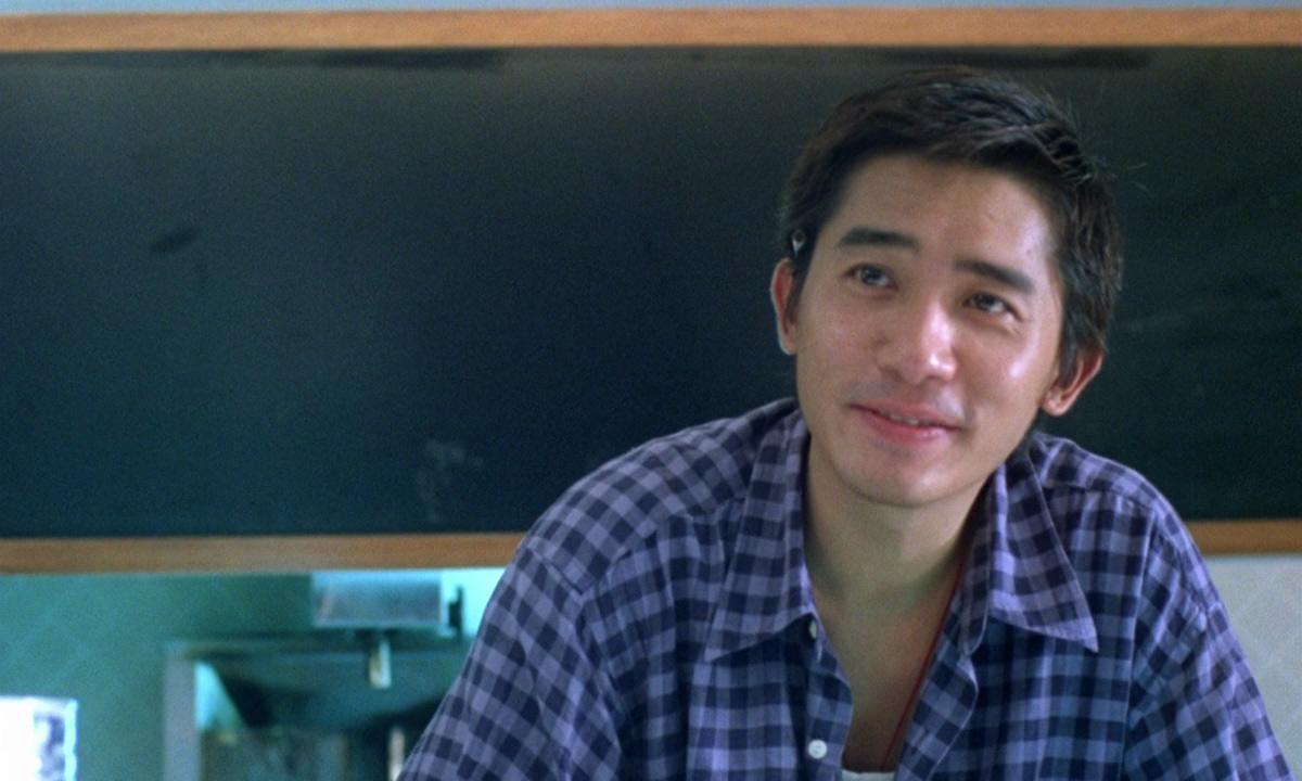 A summary of the movie chungking by wong kar wai