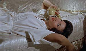 Dr. No. Cinematography by Ted Moore (1962)