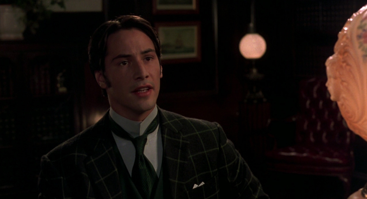 Jonathan Harker Keanu Bram Stoker s Dracula
