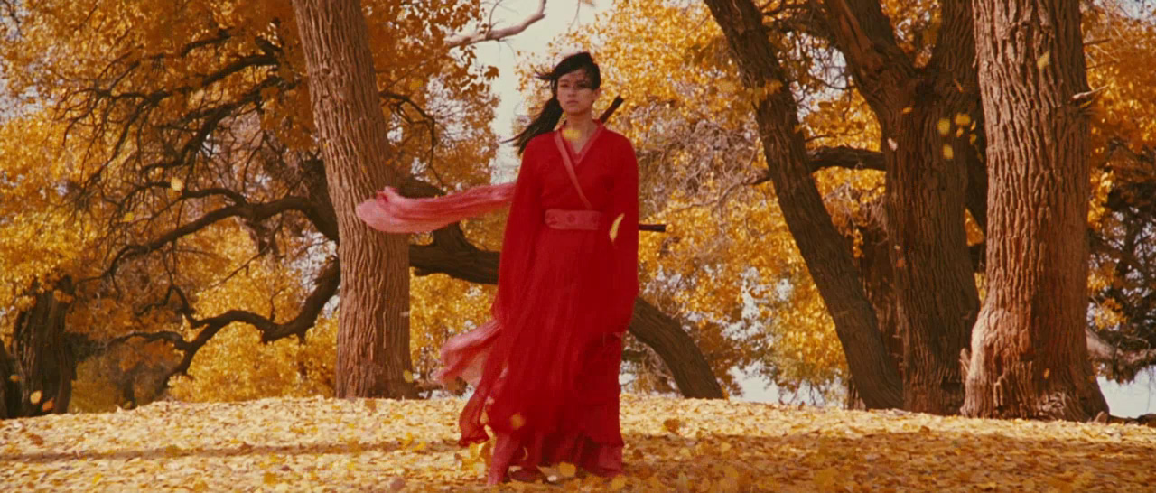 An analysis of the film hero directed by yimou zhang