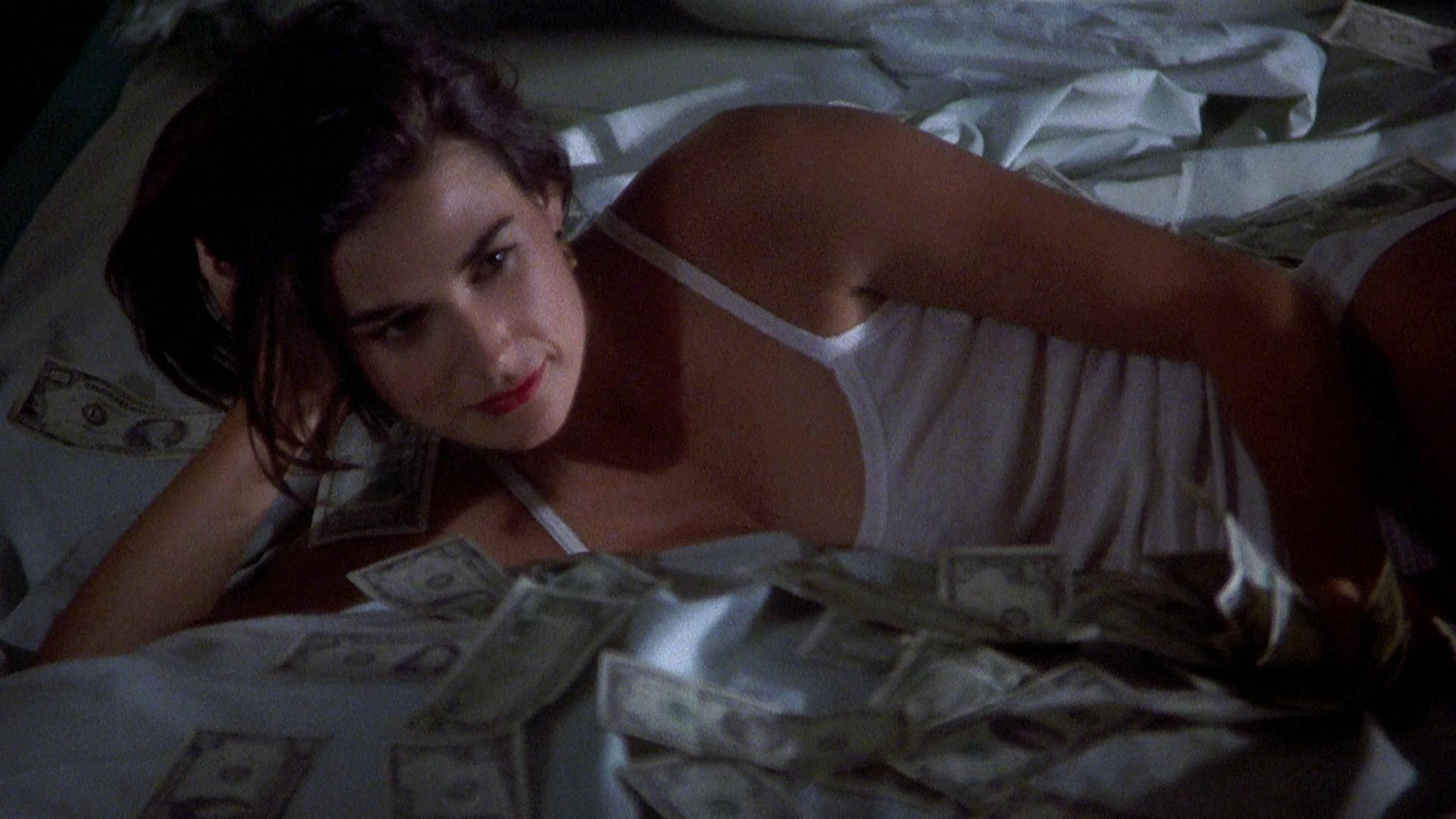 Demi Moore Woody Harrelson Indecent Proposal