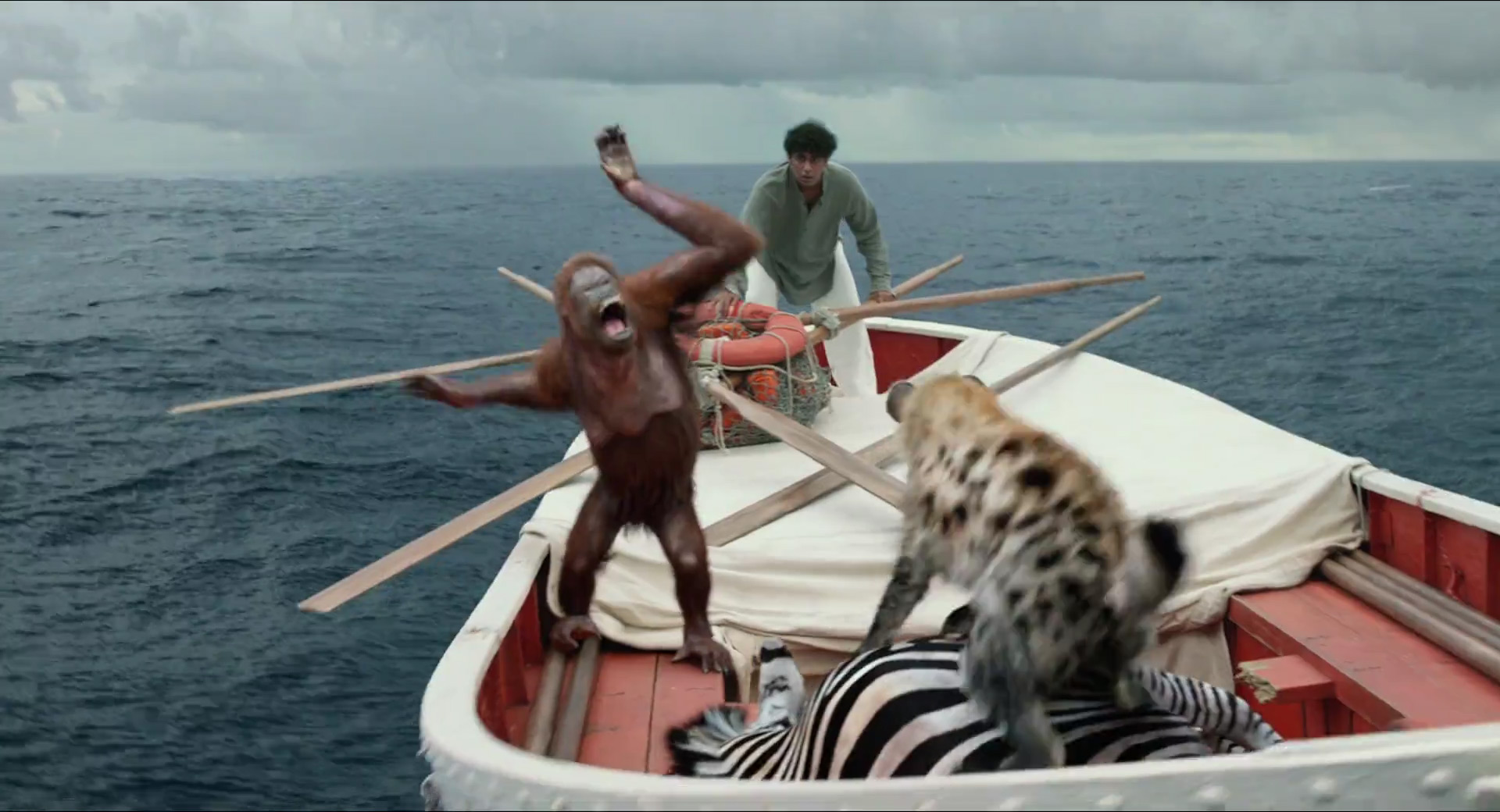 life of pi monomyth Joseph campbell may have over-emphasized the similarities in these hero's journey stories, going so far as labeling this pattern the monomyth and of life, from.
