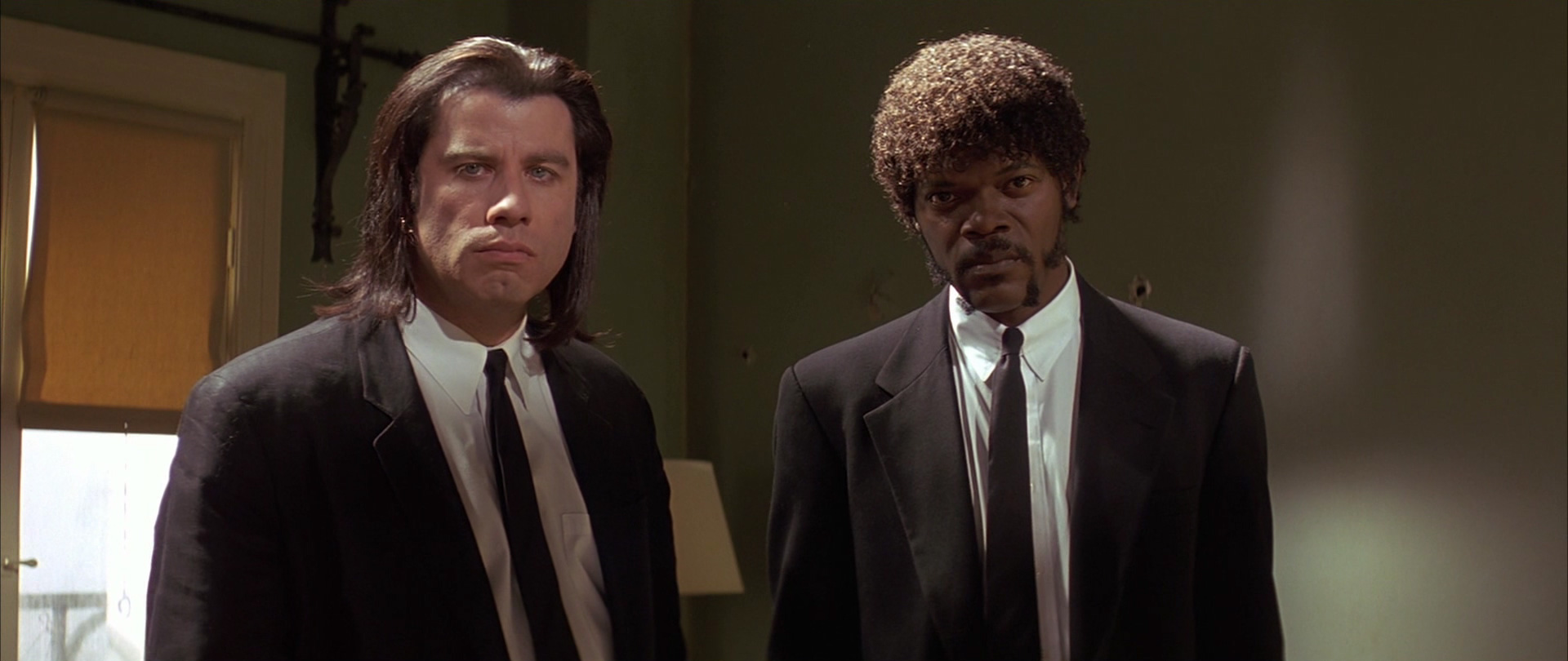 careers of the pulp fiction duo john travolta and samuel l jackson