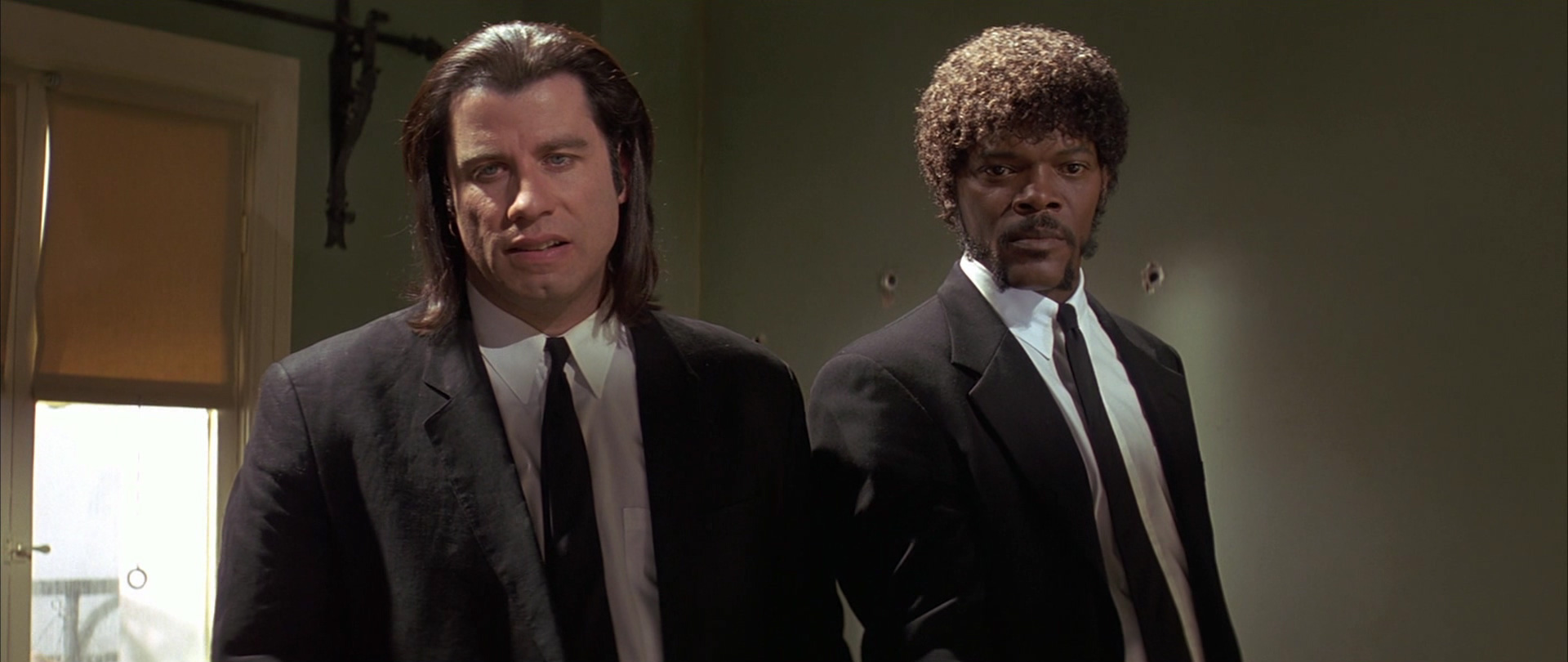 it or pulp fiction Love it or hate it, and most people love it, pulp fiction was probably the most influential movie made in the 1990s and its influence persists it opened up a lot of new territory, especially in putting comedy-of-manners dialogue in the mouths of killers and other moral degenerates pulp fiction was so hip and.
