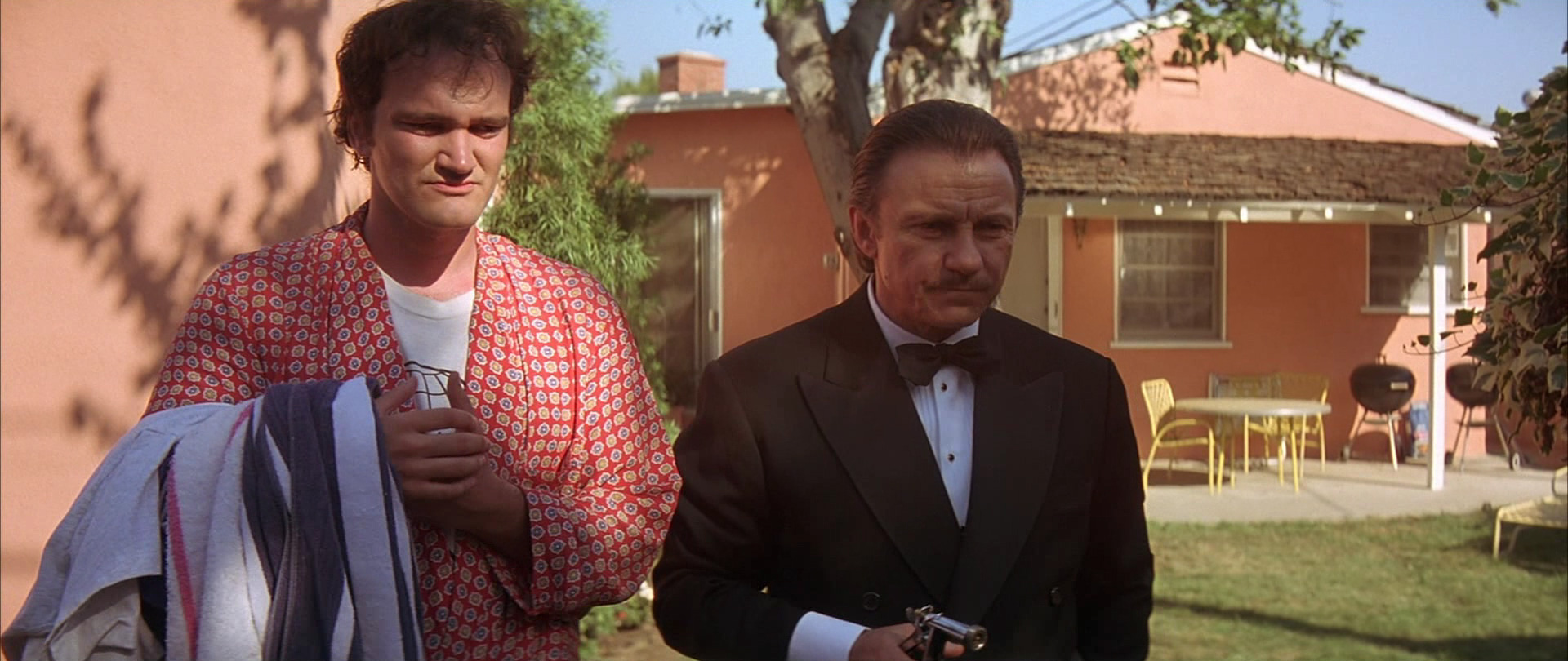 an analysis of the controversial film pulp fiction directed by quentin tarantino Films directed by quentin tarantino, by order: reservoir dogs (1992) pulp fiction (1994) jackie brown (1997) kill bill vol 1 (2003) kill bill vol 2 (2004.