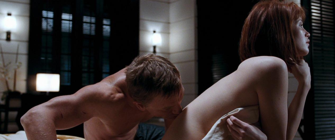 Gemma Arterton On Sex Scenes Getting Naked With Idris Elba