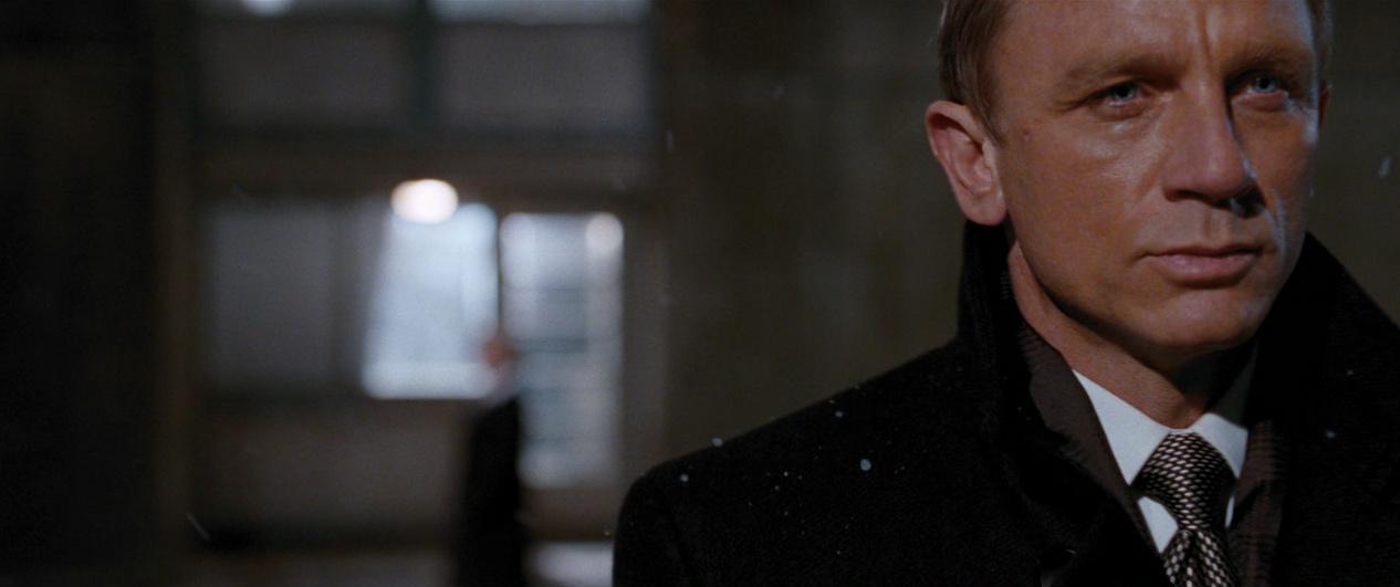 James Bond Daniel Craig In Quantum Of Solace