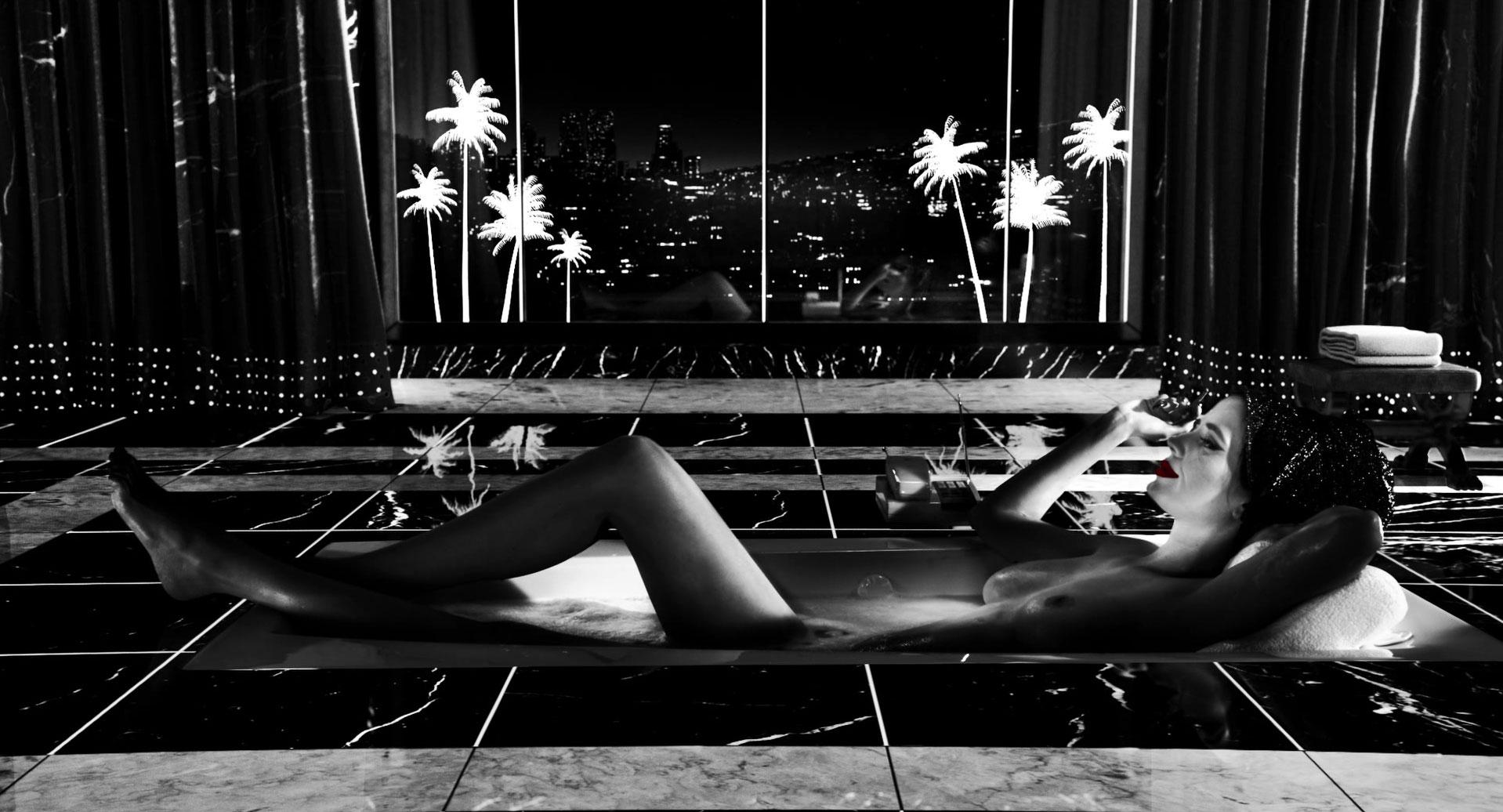 Jessica Alba Sin City Bondage
