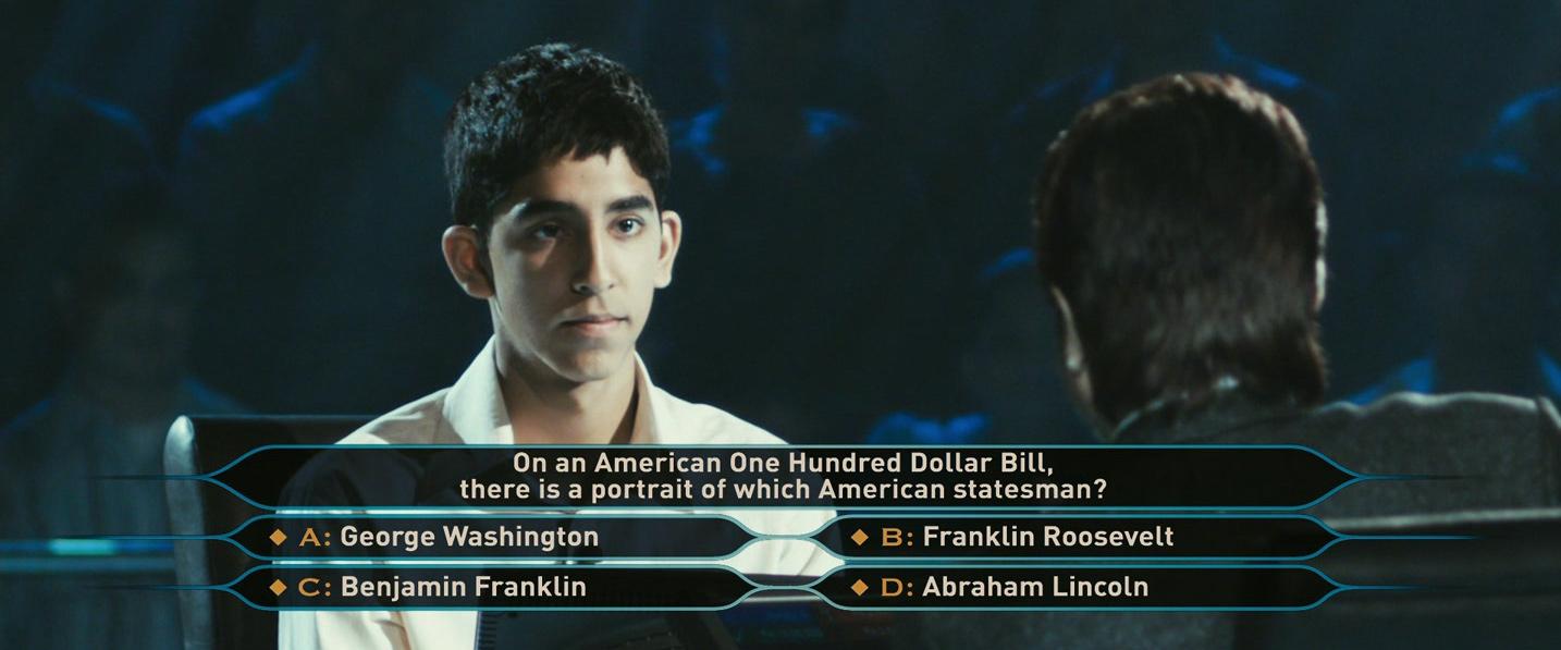 conclusion of the movie slumdog millionaire