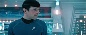 Zachary Quinto in Star Trek Into Darkness (2013)