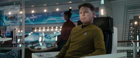 Bruce Greenwood in Star Trek (2009)
