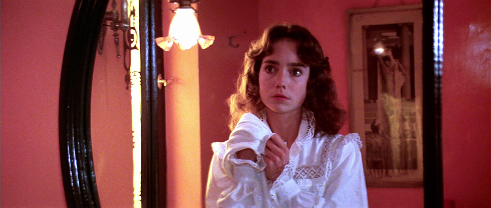 ผลการค้นหารูปภาพสำหรับ suspiria film 1977 scene jessica harper