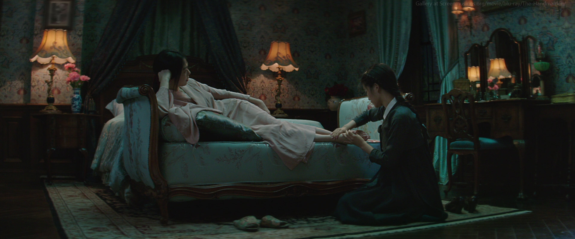 Image result for the handmaiden screencaps