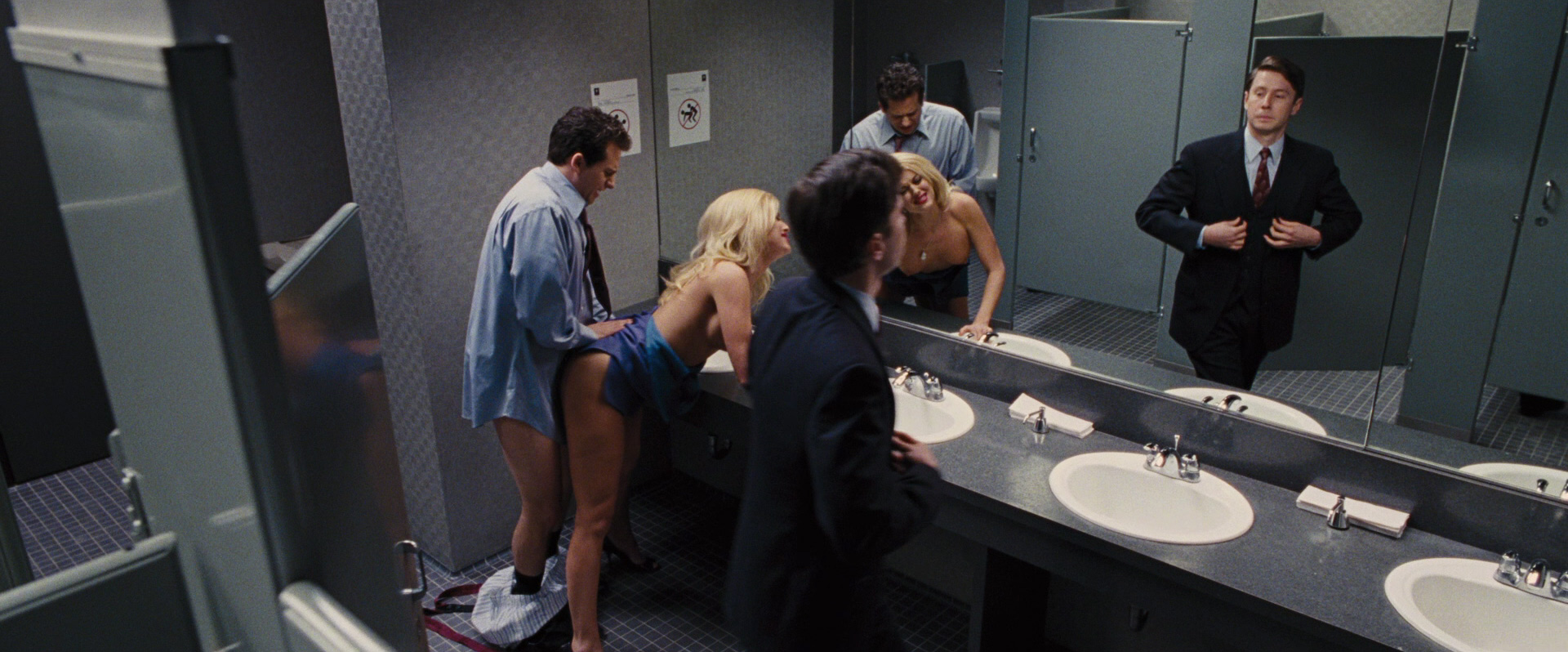 Leonardo Dicaprio On Body Double Rumors For The Wolf Of Wall Street Sex Scenes