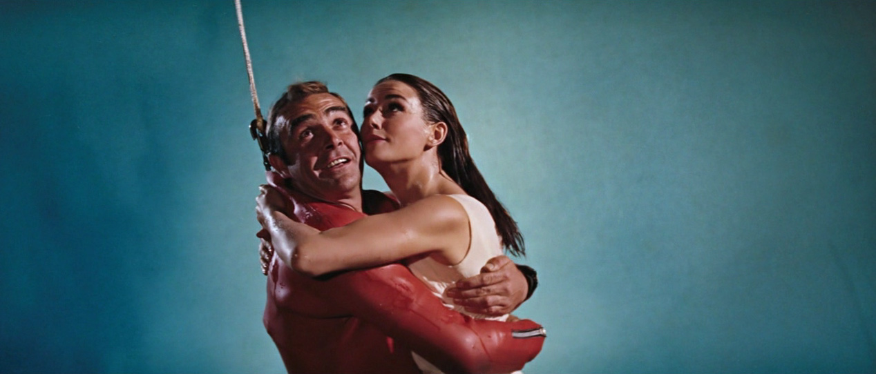Watch THUNDERBALL (1965) Online Free Streaming