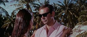 Thunderball. Cinematography by Ted Moore (1965)