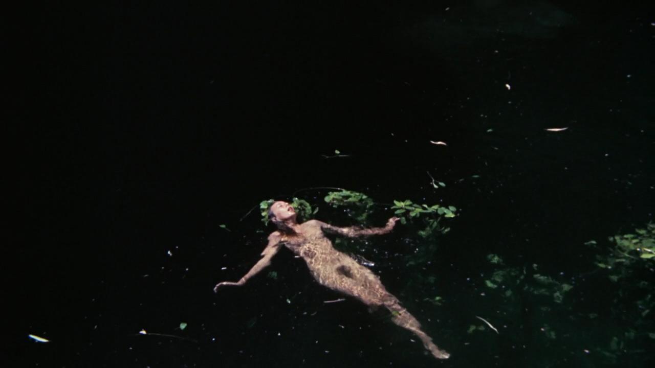 from Maximiliano walkabout movie swimming scene nude