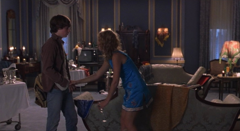 analysis of the movie almost famous written and directed by cameron crowe Directed by cameron crowe with billy crudup, patrick fugit, kate hudson, frances mcdormand a high-school boy is given the chance to write a story for rolling stone magazine about an up-and-coming rock band as he accompanies them on their concert tour.