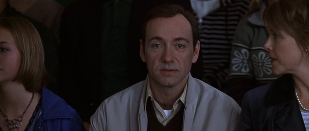 an critique of sam mendes directed american beauty An acerbic, darkly comic critique of how social conventions can lead people into  false, sterile and  of introduction for two cinematic freshmen, screenwriter alan  ball and director sam mendes  directed by sam mendes.