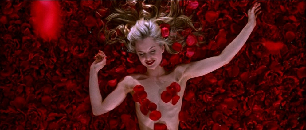 an analysis of the film american beauty Transcript of american beauty scene analysis  that the tone and mood of the movie will change soon  the theme of american beauty and the american dream.