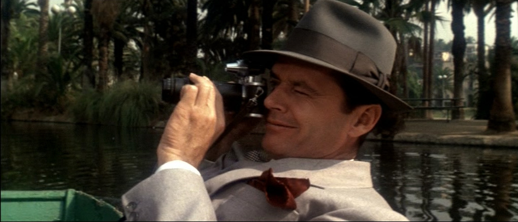 character analysis of j j gittes in the movie chinatown