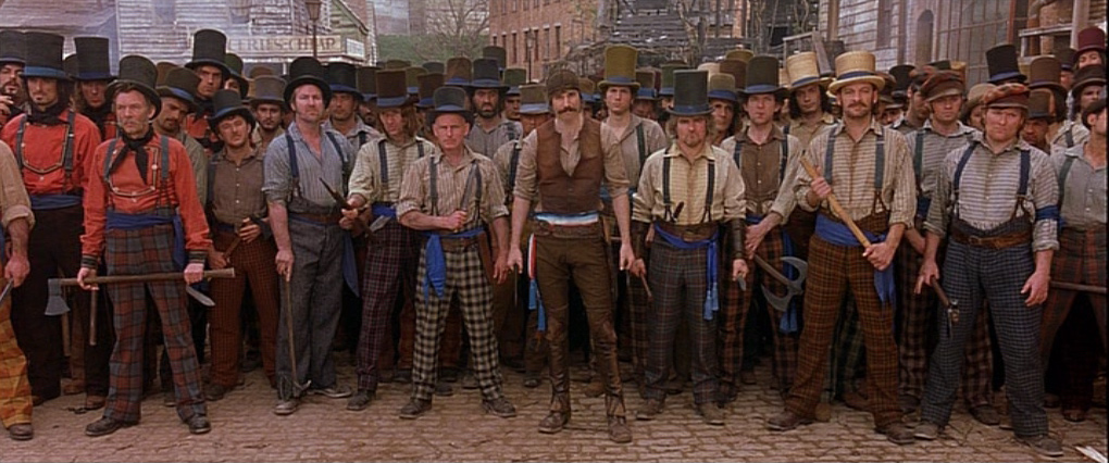"""movie critique gangs of new york Movie critique gangs of new york """"gangs of new york"""" is a historical crime film which takes place in new yorkin the 1840s-1860s the film was released in 2002 ."""