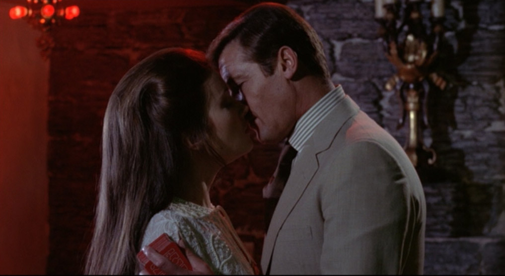 James Bond Live And Let Die Jane Seymour