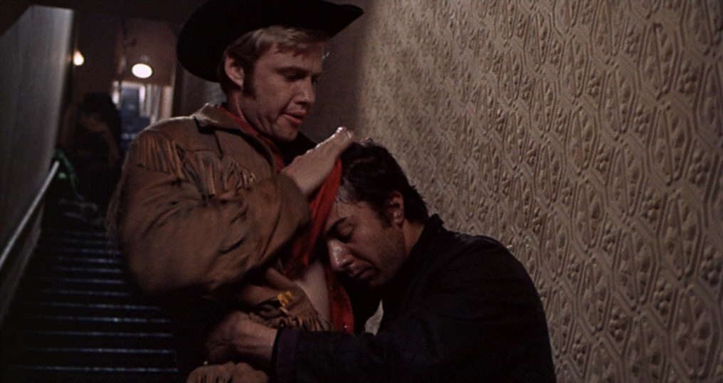an analysis of midnight cowboy a film by john schlesinger John schlesinger's midnight cowboy is a milestone along several different paths of movie history, all of which converged at the majestically seedy crossroads of times square in the spring of 1968 by mark harris.