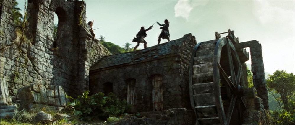 Men On A Dead Man S Chest Treasure Island
