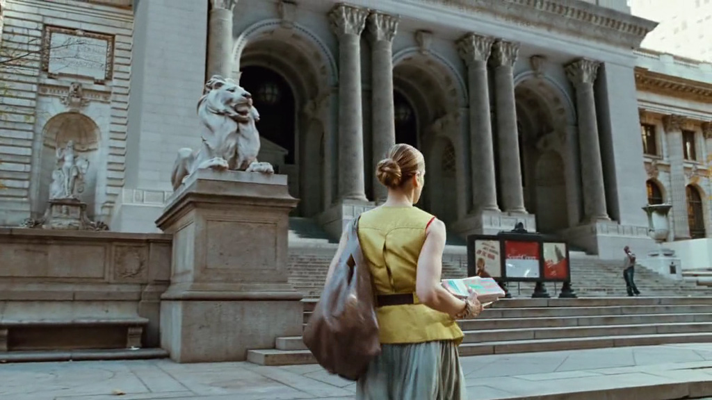 Sex And The City Imageing Locations In New York City