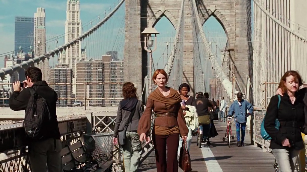 Sex and the city filming location