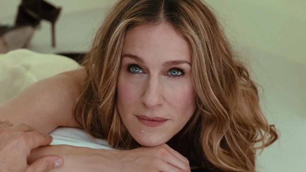 Sarah jessica parker debuts sex and the city inspired bob