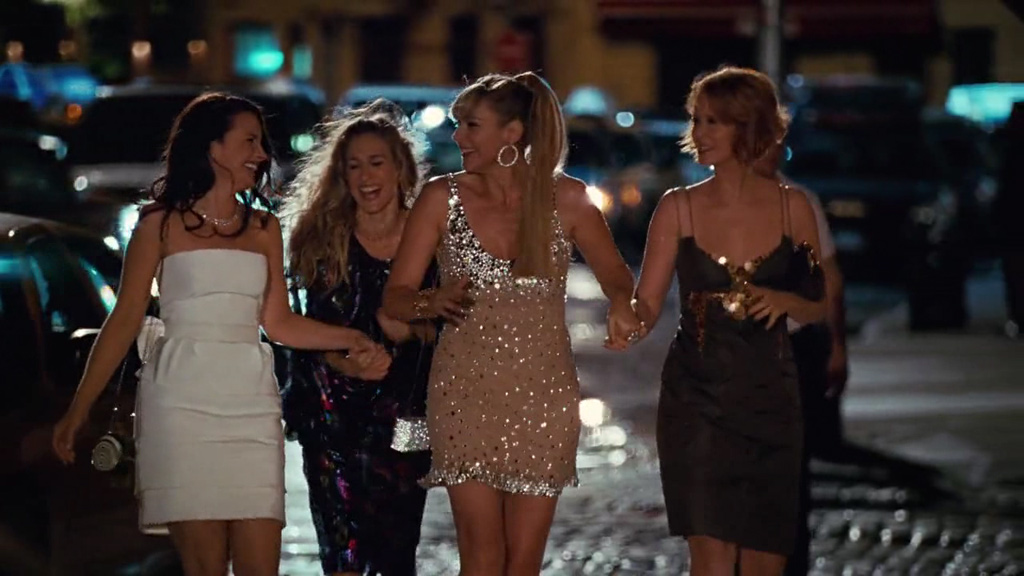 Quotes from sex and the city movie