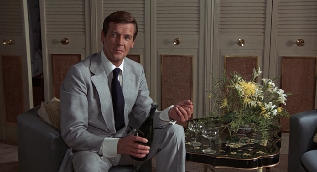 Image result for james bond roger moore the man with the golden gun