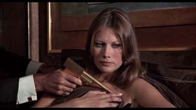 The Man With the Golden Gun. Cinematography by Ted Moore (1974)