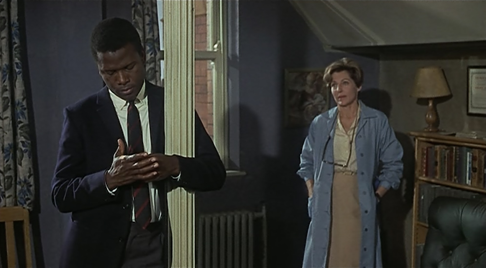 an analysis of the movie to sir with love I'm showing my juniors in american history to sir with love , the great 1967  movie written and directed by james clavell, and starring sidney.