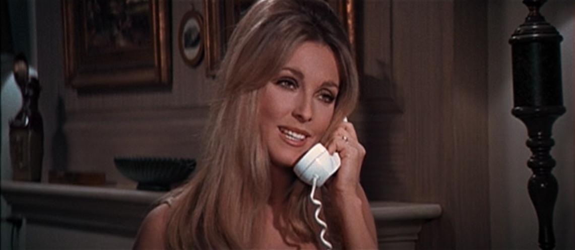 Sharon Tate in 1967