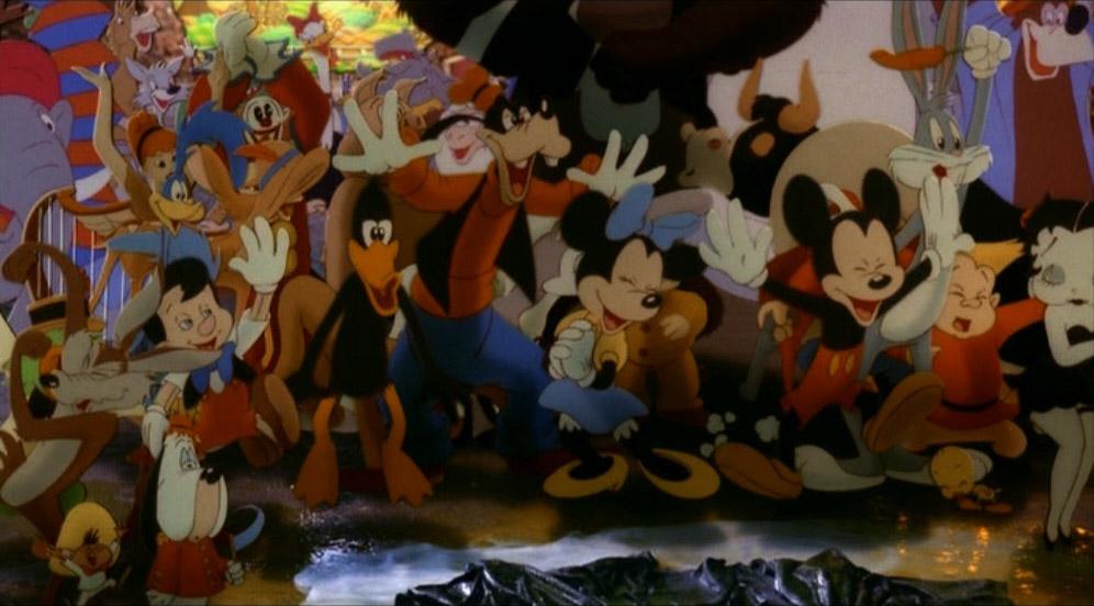 who framed roger rabbit - Who Framed Roger Rabbit Movie
